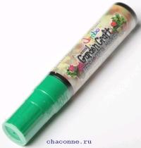 Маркер перманентный для дерева и пористых поверхностей 15 мм Зеленый